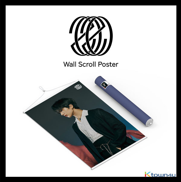 NCT - Wall Scroll Poster (Jisung Ver.) (Limited Edition)