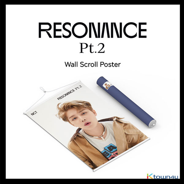 NCT - Wall Scroll Poster (Taeil RESONANCE Pt.2 ver) (Limited Edition)