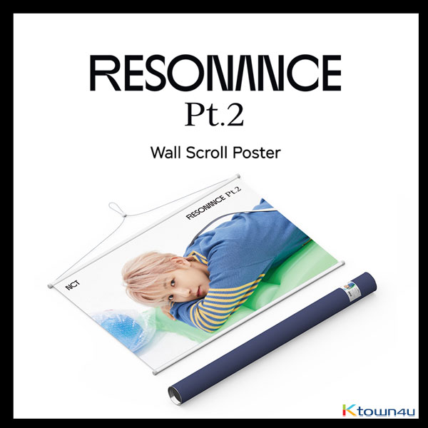 NCT - Wall Scroll Poster (Renjun RESONANCE Pt.2 ver) (Limited Edition)