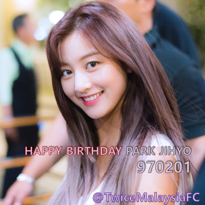 [Funding] TWICE Malaysia Funding For JiHyo's B-day Ad
