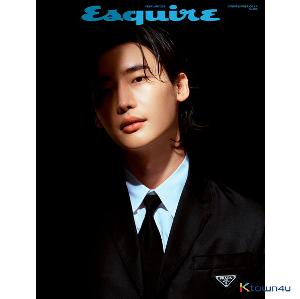 ESQUIRE 2021.02 A Type (Cover : Lee Jong Seok)