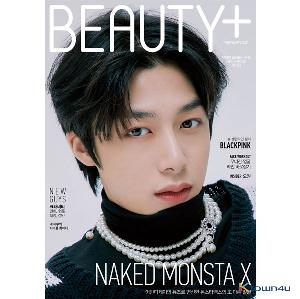 BEAUTY+ 2021.02 (Cover : MONSTA X Hyungwon)