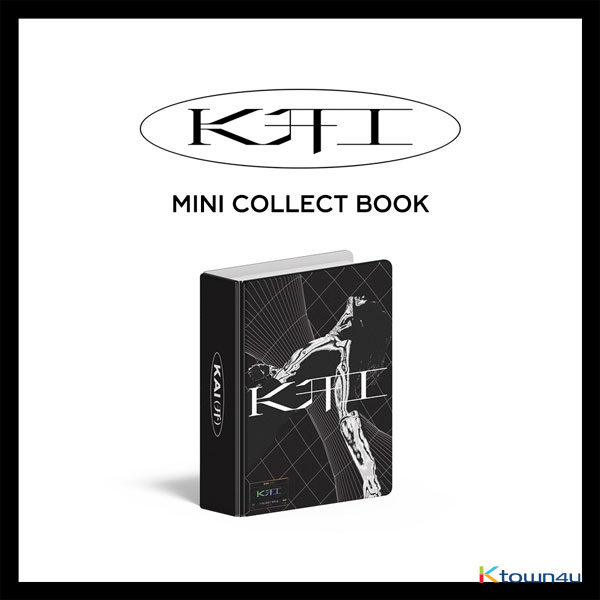 KAI - MINI COLLECT BOOK [Limited Edition]