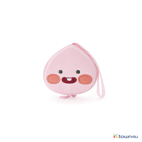 [KAKAO FRIENDS] Little Friends Coin Wallet (Apeach)