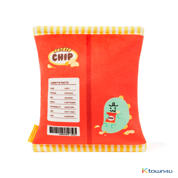 [KAKAO FRIENDS] Soft Plush Toy-Chips In Jordy