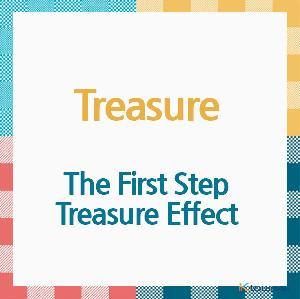 TREASURE - Album [The First Step : Treasure Effect] (CD) (Japanese Version) (*Order can be canceled cause of early out of stock)