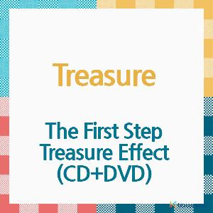 TREASURE - Album [The First Step : Treasure Effect] (CD+DVD) (Japanese Version) (*Order can be canceled cause of early out of stock)