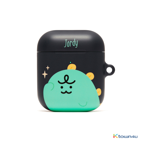 [KAKAO FRIENDS] Airpods Case (Black) (Jordy)