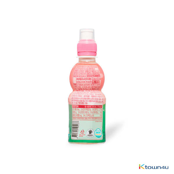 KAKAO FRIENDS] Healthy little Apeach Strawberry Flavor 245ml*1EA