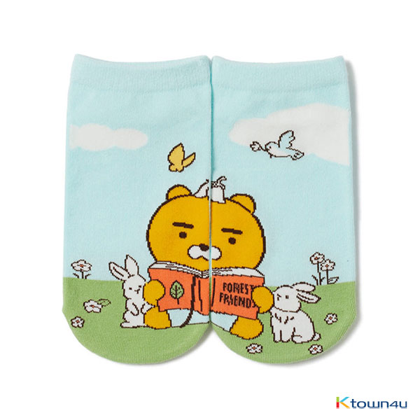 [KAKAO FRIENDS] Story Socks (women) (Happy afternoon)