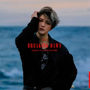 Kim Jae Joong - Album [Breaking Dawn] (CD) (Japanese Ver.) (*Order can be canceled cause of early out of stock)