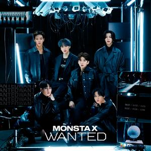MONSTA X - Album [Wanted] (CD) (Japanese Ver.) (*Order can be canceled cause of early out of stock)