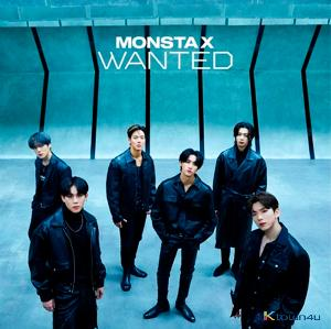 MONSTA X - Album [Wanted] (CD+DVD) (Limited Edition A) (Japanese Ver.) (*Order can be canceled cause of early out of stock)