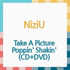 NiziU - Album [Take A Picture/Poppin' Shakin'] (CD+DVD) (LTD EDITION A Ver.) (Japanese Version) (*Order can be canceled cause of early out of stock)
