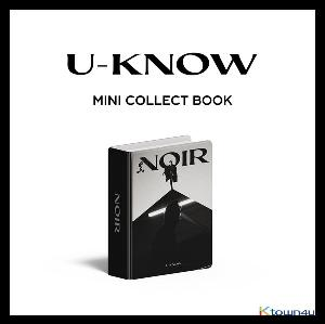 U-KNOW - MINI COLLECT BOOK [Limited Edition]