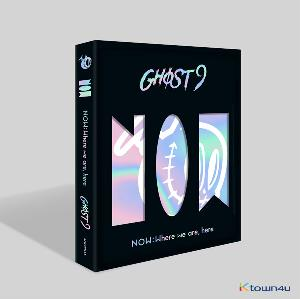 [Ktown4u EVENT] GHOST9 - Album [NOW : Where we are, here]
