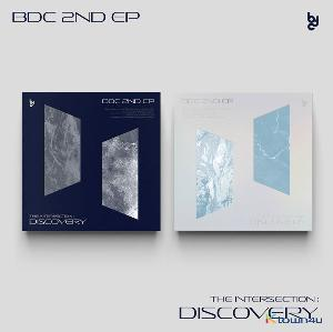 [SET][2CD SET] BDC - EP Album [THE INTERSECTION : DISCOVERY] (REALITY Ver. + DREAMING Ver.)