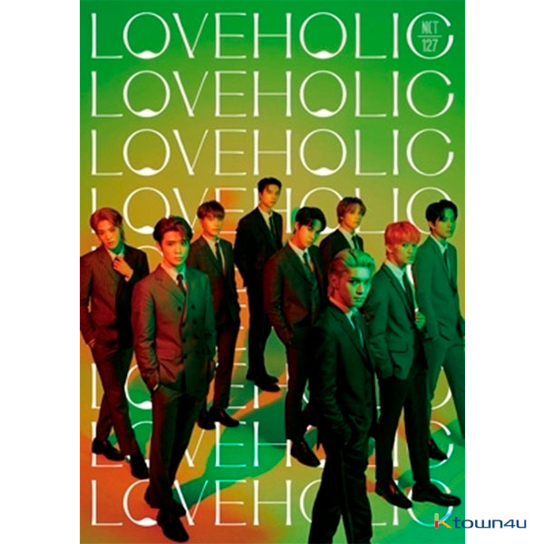 NCT 127 - Album [Loveholic] (CD+Blu-ray+Booklet) (Limited Edition Ver.) (Japanese Version) (*Order can be canceled cause of early out of stock)