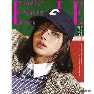 ELLE 2021.04 D Type (Cover : BLACKPINK LISA)