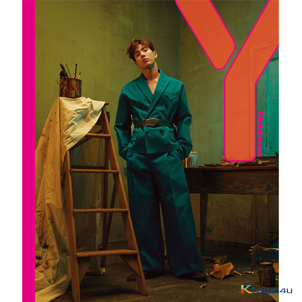 Y First issue A Type (Cover : MONSTA X Shownu & Minhyuk)