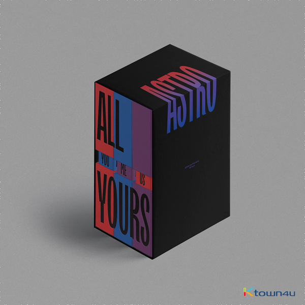 ASTRO - Album Vol.2 [All Yours] (Set Ver.) (Limited Edition) (*Order can be canceled cause of early out of stock)