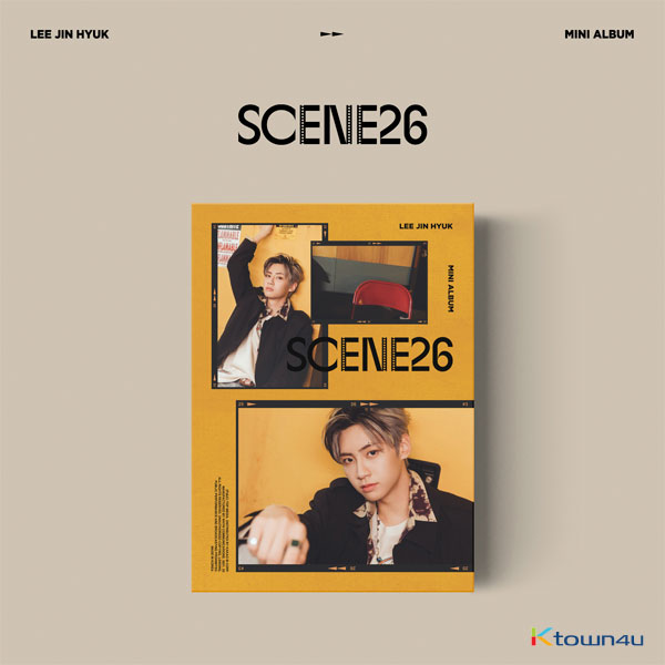 LEE JIN HYUK - Mini Album Vol.3 [SCENE26] (ROLL Ver.)
