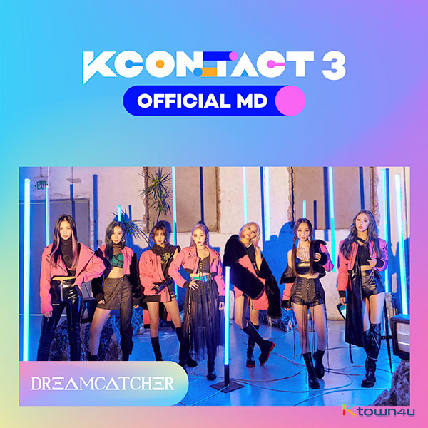 DREAMCATCHER - TICKET & AR CARD SET [KCON:TACT3 OFFICIAL MD]