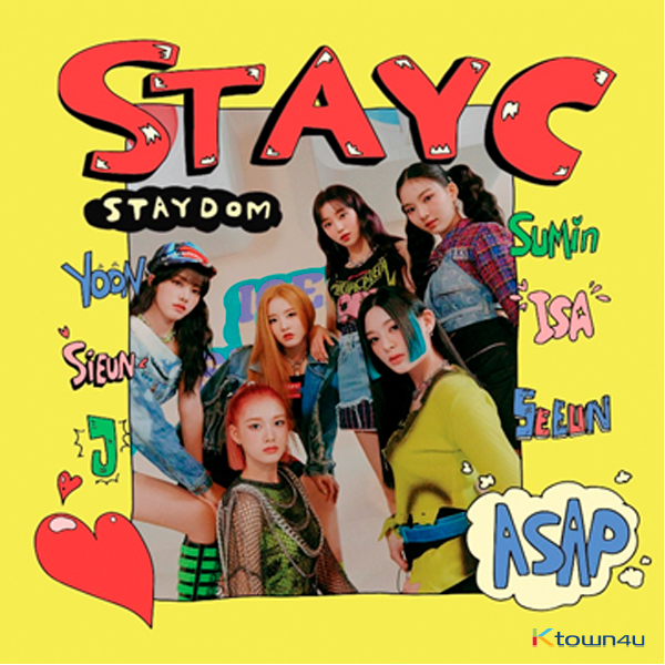 STAYC - Single Album Vol.2 [STAYDOM]
