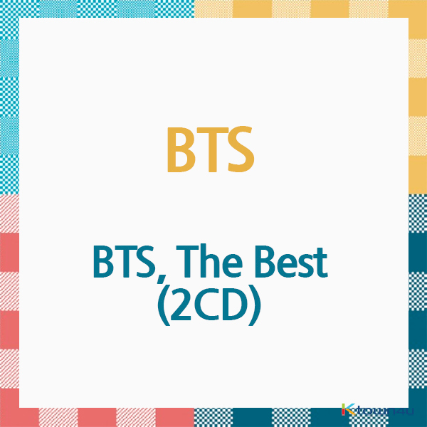 [@BTSBoliviaOfi] BTS - Album [The Best] (2CD) (Japanese Ver.) (*Order can be canceled cause of early out of stock)