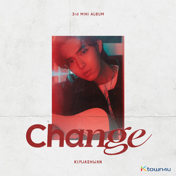 Kim Jae Hwan - Mini Album Vol.3 [Change] (ing Ver.)