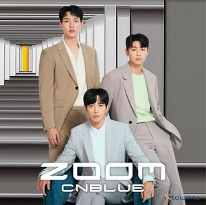 CNBLUE - Album [Zoom] (CD + DVD) (Limited Edition A) (Japanese Version) (*Order can be canceled cause of early out of stock)