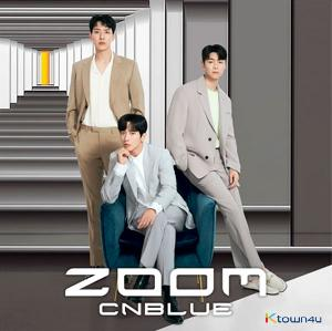 CNBLUE - Album [Zoom] (CD + DVD) (Limited Edition B) (Japanese Version) (*Order can be canceled cause of early out of stock)