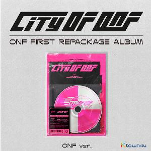 [Ktown4u Event] ONF - REPACKAGE Album [CITY OF ONF] (ONF Ver.)