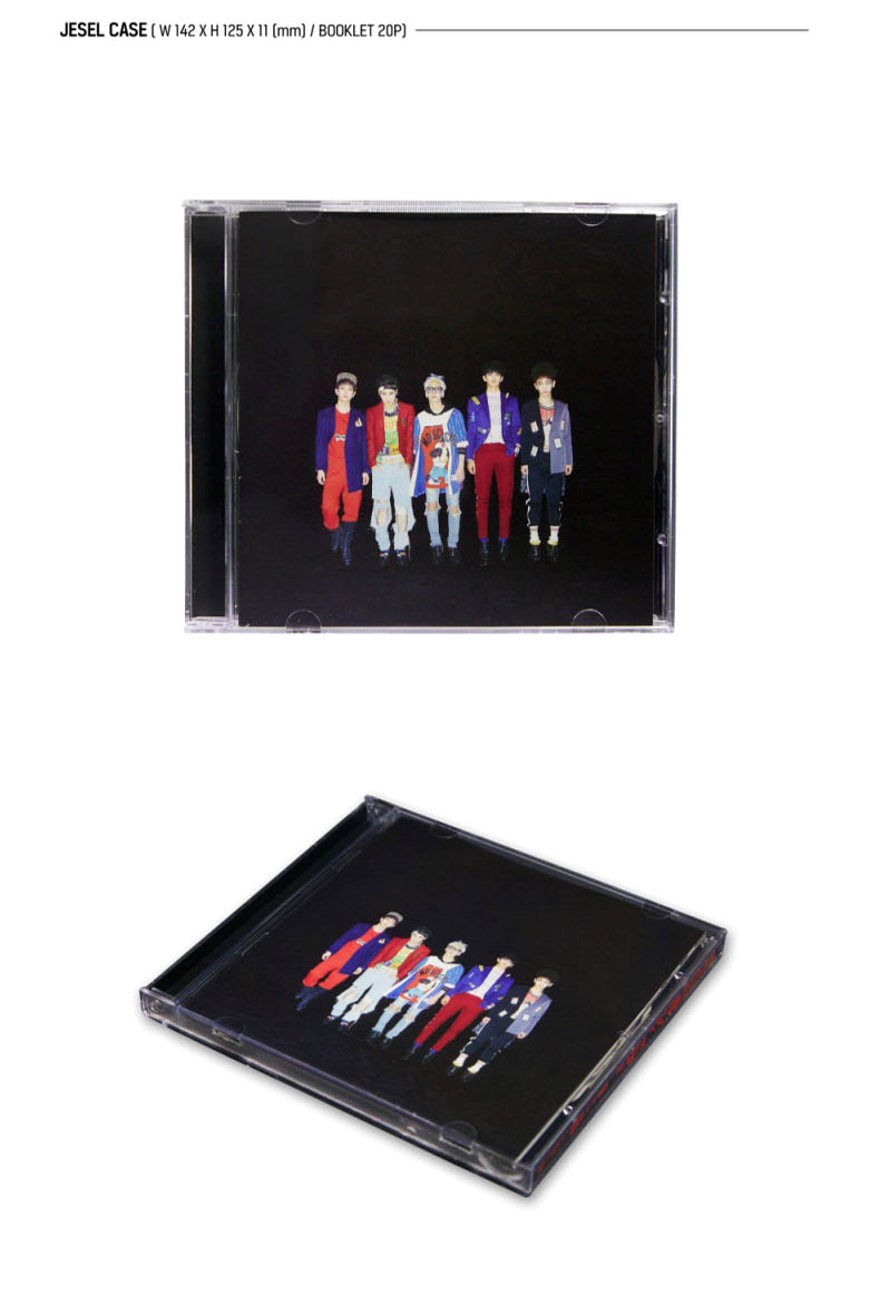 SHINee -  Repackage Album Vol.4 [Married To The Music]