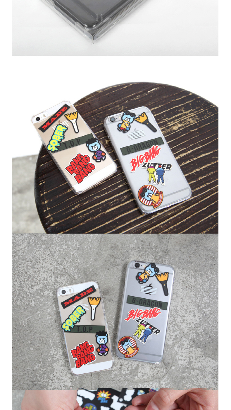 BIGBANG - PHONECASE IPHONE 6/6S [BIGBANG WORLD TOUR MADE FINAL IN SEOUL]