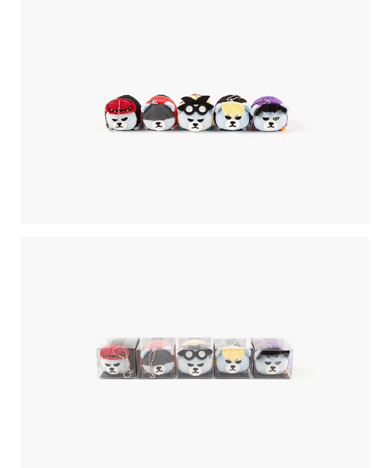[10th] BIGBANG - KRUNK X BIGBANG STACKING TOY BAEBAE VER.