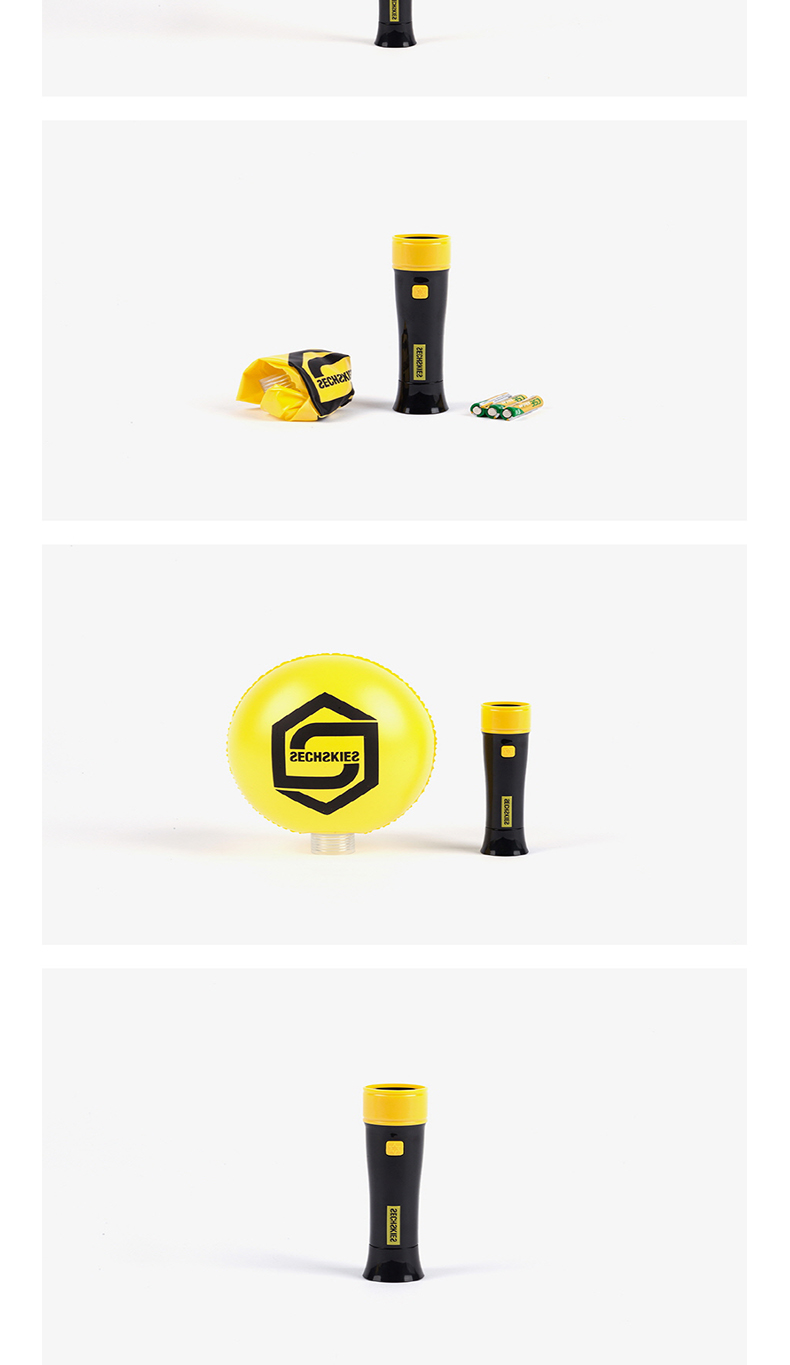 SECHSKIES - OFFICIAL LIGHT STICK [2016 SECHSKIES CONCERT YELLOW NOTE]