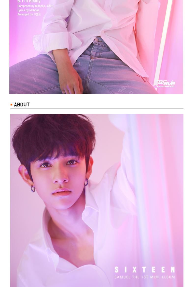 Samuel - Mini Album Vol.1 [SIXTEEN]