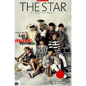 [Magazine] THE STAR 2014.07 (Infinite / Super Junior: Ryeo Wook)