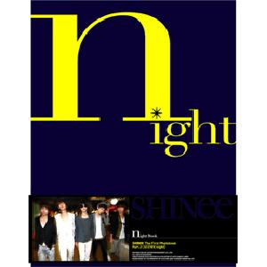 [PhotoBook] SHINee - 1st Photobook Part.2 [SHINee Night] +DVD(code:3)