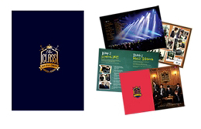 [ K-POP ] (B1A4 Official MD Goods) 2014 B1A4 Concert (the class) - Program Info Book