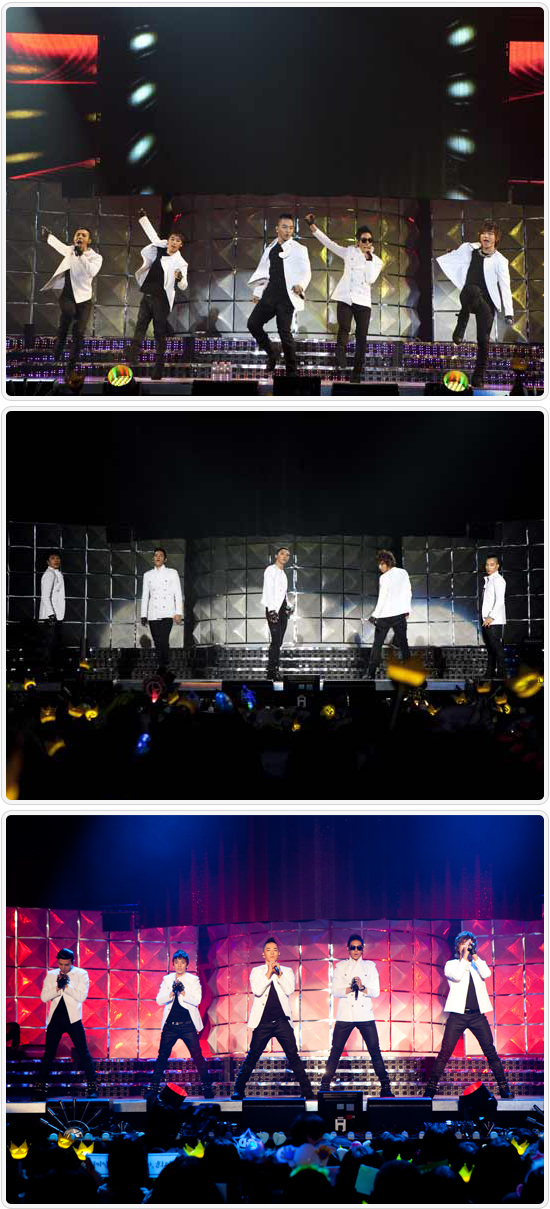 [ K-POP ] BIGBANG - 2010 Concert (Big Show) (2DVD) (+160p Photobook)