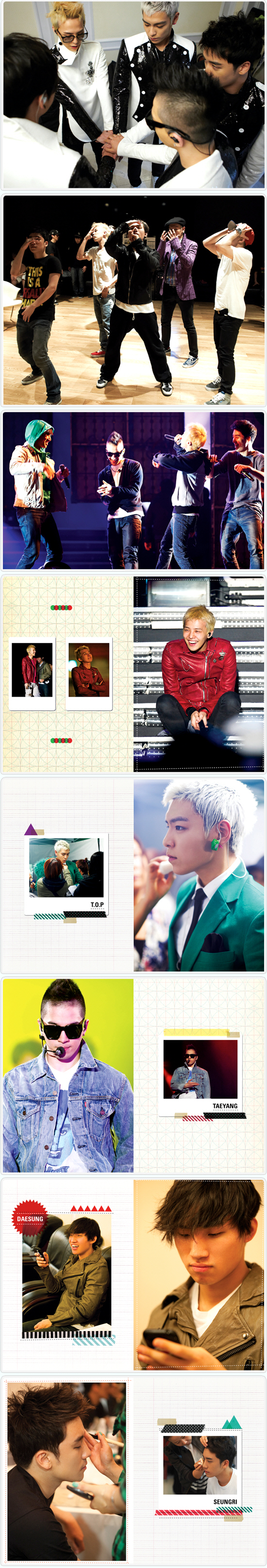 [ K-POP ] (DVD) Big Bang - 2011 Concert (Big Show) (Making DVD + 260p Photobook)