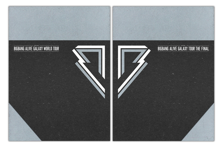 [ K-POP ] BIGBANG - 2013 Alive Galaxy Tour (The Final In Seoul) (3DVD) + Spcial Gift (only DVDHeaven)
