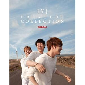 [Photobook+DVD] JYJ PREMIERE COLLECTION - mahalo