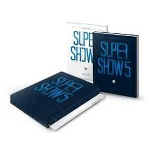 [Photobook] SUPER JUNIOR - WORLD TOUR SUPER SHOW5
