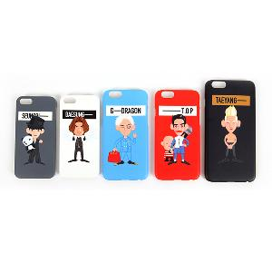 BIGBANG ART TOY PHONE CASE_IPHONE 5/5S [BIGBANG 2015 ART TOY MD]