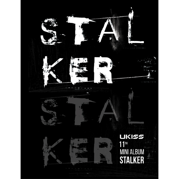 U-KISS - Mini Album Vol.11 [STALKER]