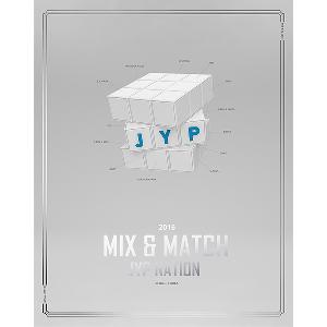 [Photobook] JYP NATION - JYP NATION KOREA 2016 MIX & MATCH