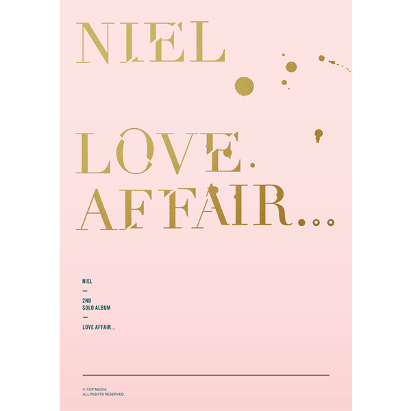 TEEN TOP : NIEL - Mini Album Vol.2 [Love Affair]